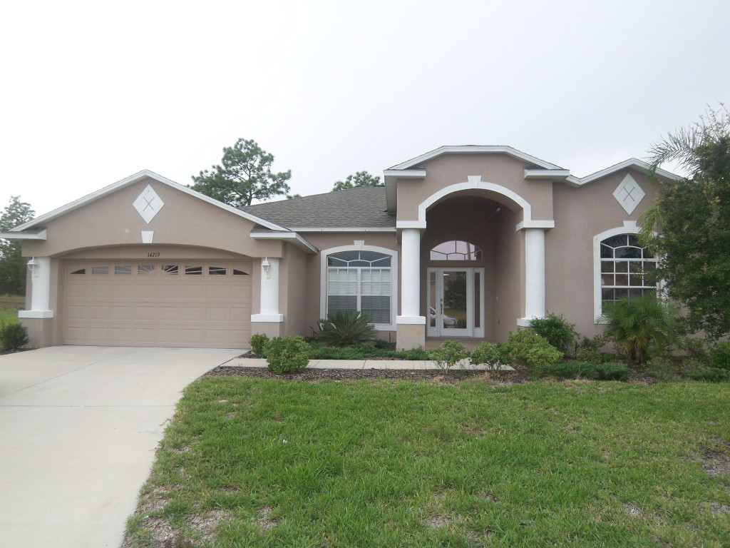 New Homes In Springhill Florida